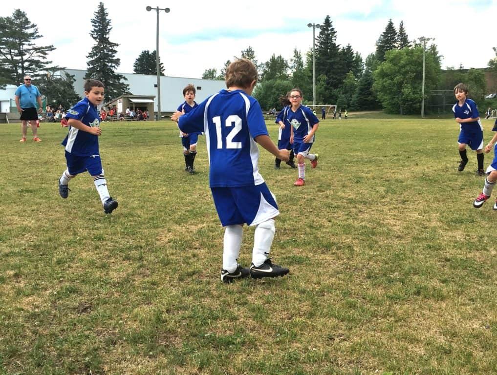 Soccer: les ados invités à s'inscrire!