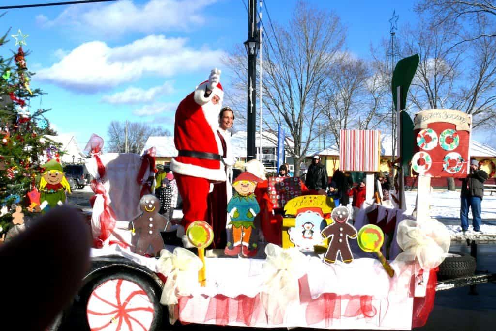 Un grand défilé de Noël en préparation à Sainte-Agathe