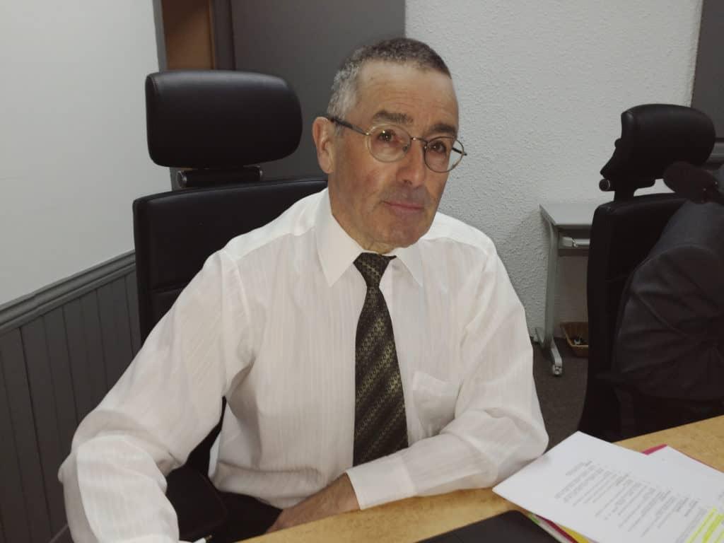 On m'ôte mon outil de travail » - Pierre Lafond | L'info du Nord Sainte-Agathe