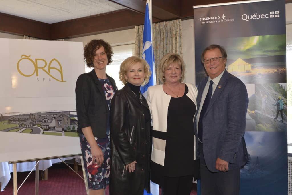 Québec insuffle une aide additionnelle de 1,7 Million$