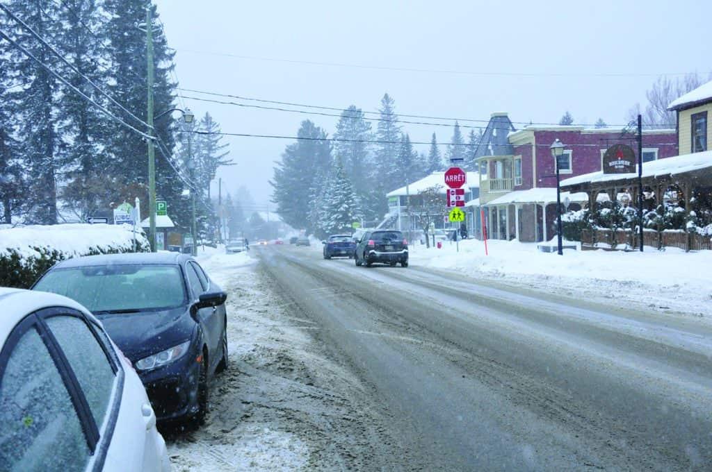 Val-David s'attaque à la sécurité routière