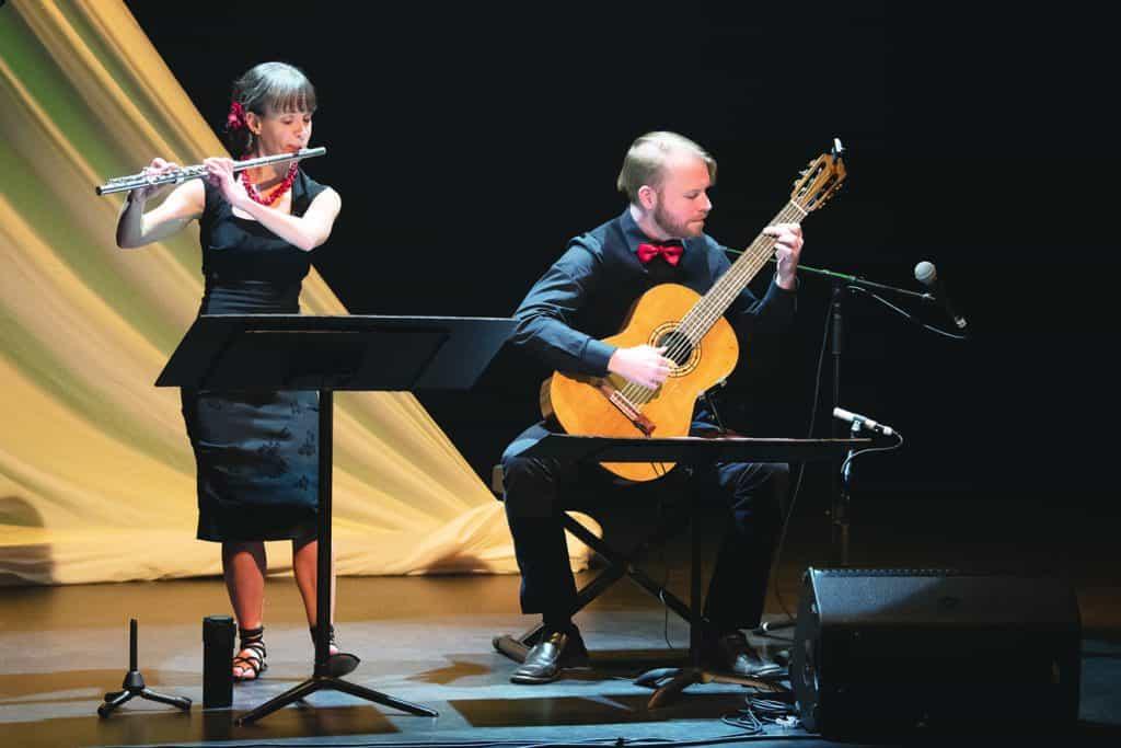 Duo Beija-Flor, un vent d'air frais pour la musique classique
