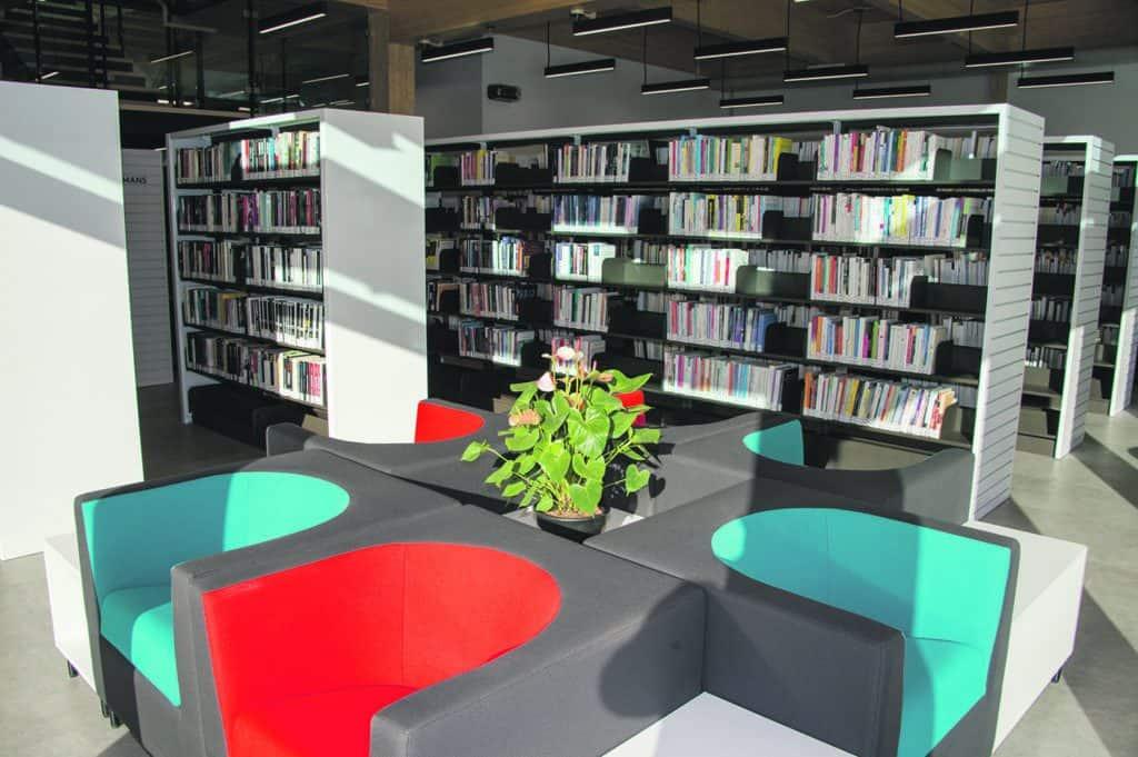 La nouvelle ère des bibliothèques