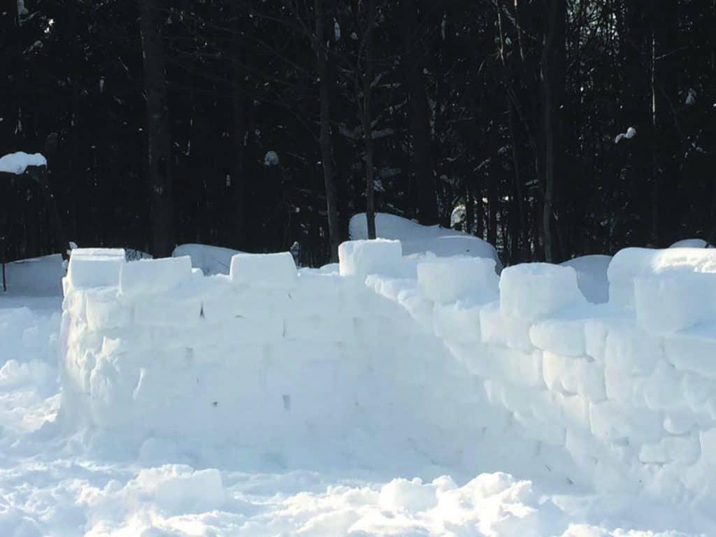 Défi château de neige 2020: les Laurentides seront de la partie!