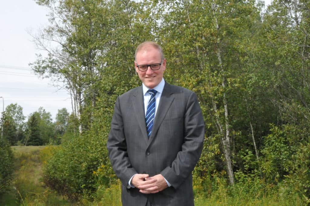 Serge Grégoire, un conservateur modéré
