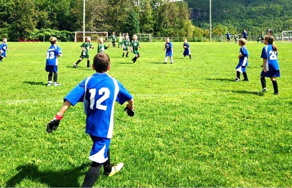 Sainte-Agathe prépare sa saison de soccer!