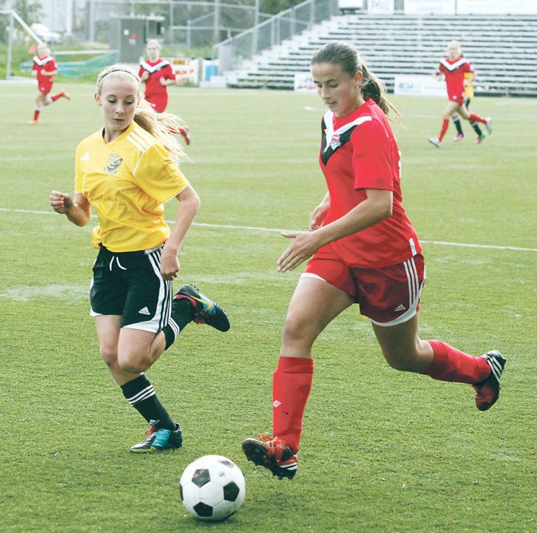 Soccer au Québec: l'année des filles