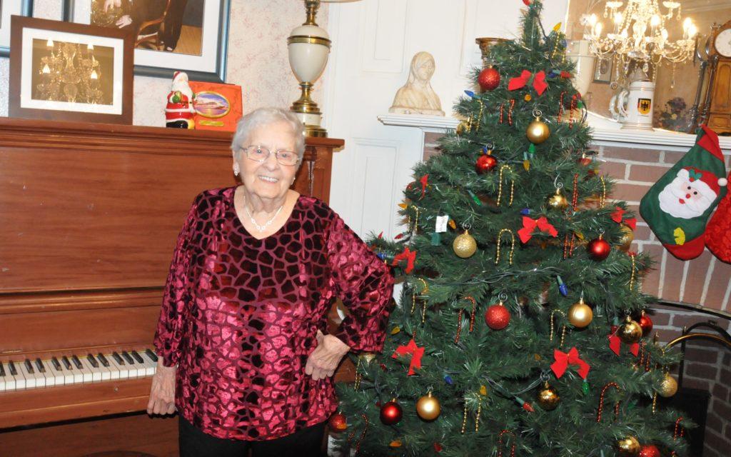 Germaine Tourville raconte Noël, d'hier à aujourd'hui