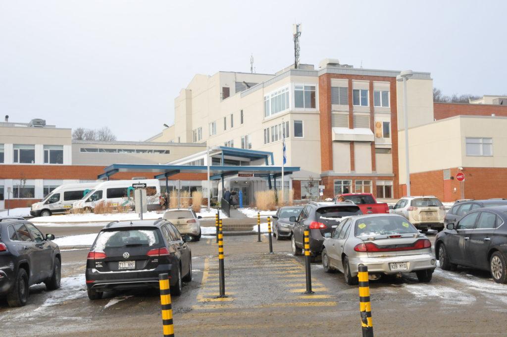 L'hôpital de Ste-Agathe déborde