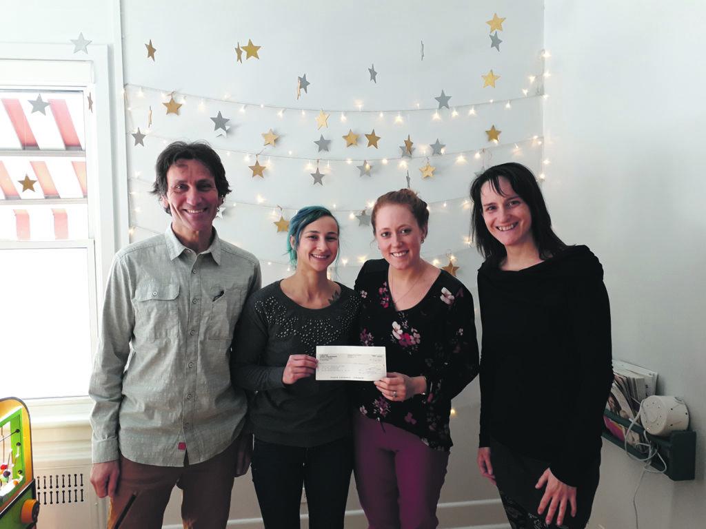 Fonds Lili Homier: trois organismes reçoivent un total de 11000$