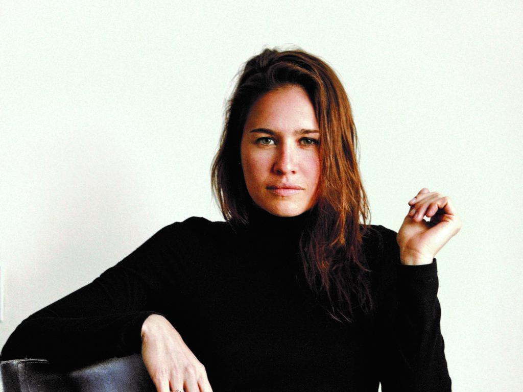 Salomé Leclerc. Photo gracieuseté - Geneviève Bélanger