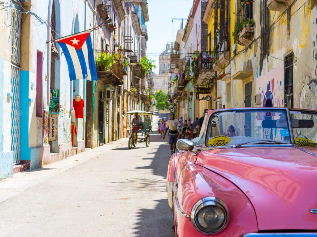 La femme aurait trouvé la mort à Matanzas, sur l'île de Cuba. Photo Unsplash - Alexander Kunze