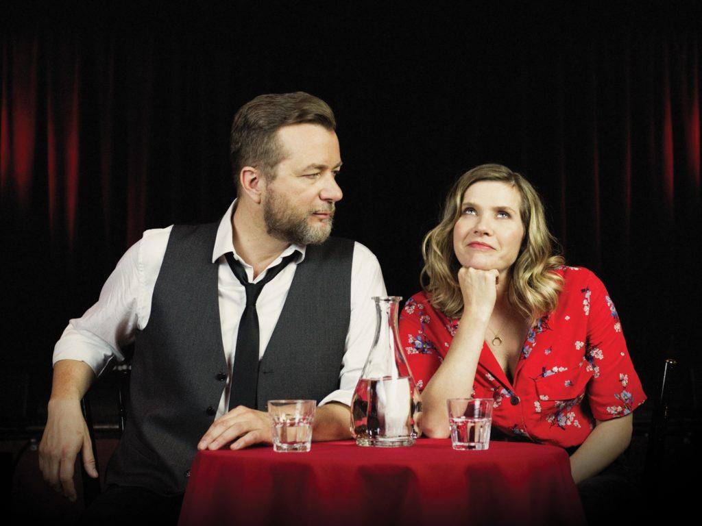 Une St-Valentin avec Lindsay – De Larochellière au Marais