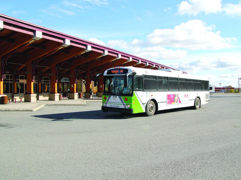Baisse marquée d'achalandage dans les autobus en raison de la COVID-19
