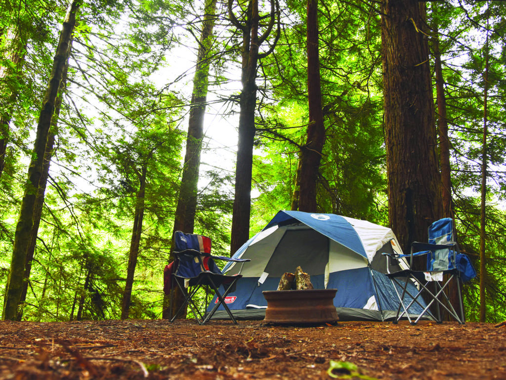 La saison de camping démarre en retard, mais sur les chapeaux de roue pour le Camping Sainte-Agathe et le Domaine Lausanne. (Photo L'info du Nord - Archives)
