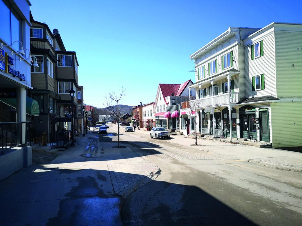 Un crédit de taxes résidentielles pour le centre-ville de Ste-Agathe