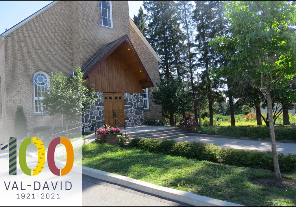 Une Place du Centenaire verra le jour à Val-David