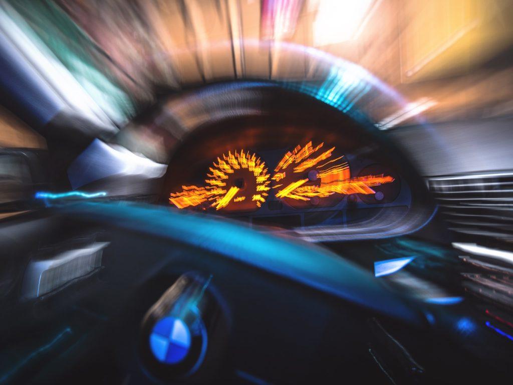 La Sûreté du Québec a arrêté plusieurs conducteurs délinquants sur la route 117 dans la dernière semaine pour de grands excès de vitesse. (Photo gracieuseté - SQ)