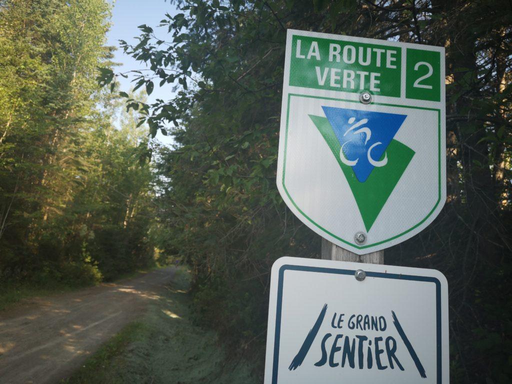La Route verte a 25 ans, ici et partout au Québec