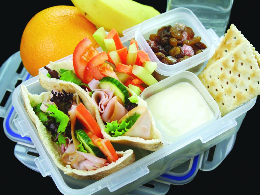 Des lunchs variés, nutritifs et faciles à préparer? C'est possible!