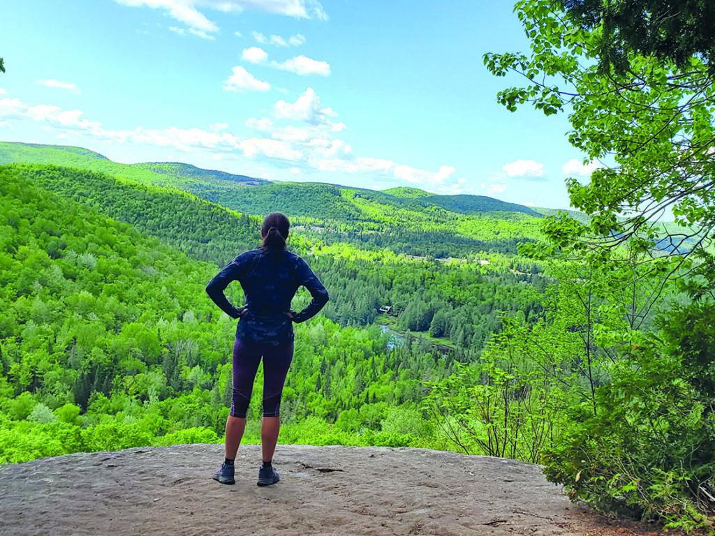 Val-David : Pour un tourisme responsable