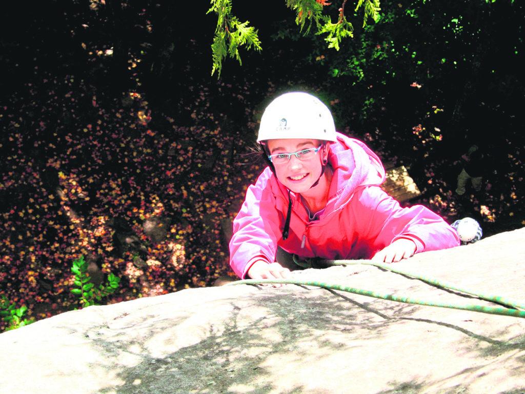 L'école d'escalade Passe-Montagne célèbre ses 40 ans à Val-David