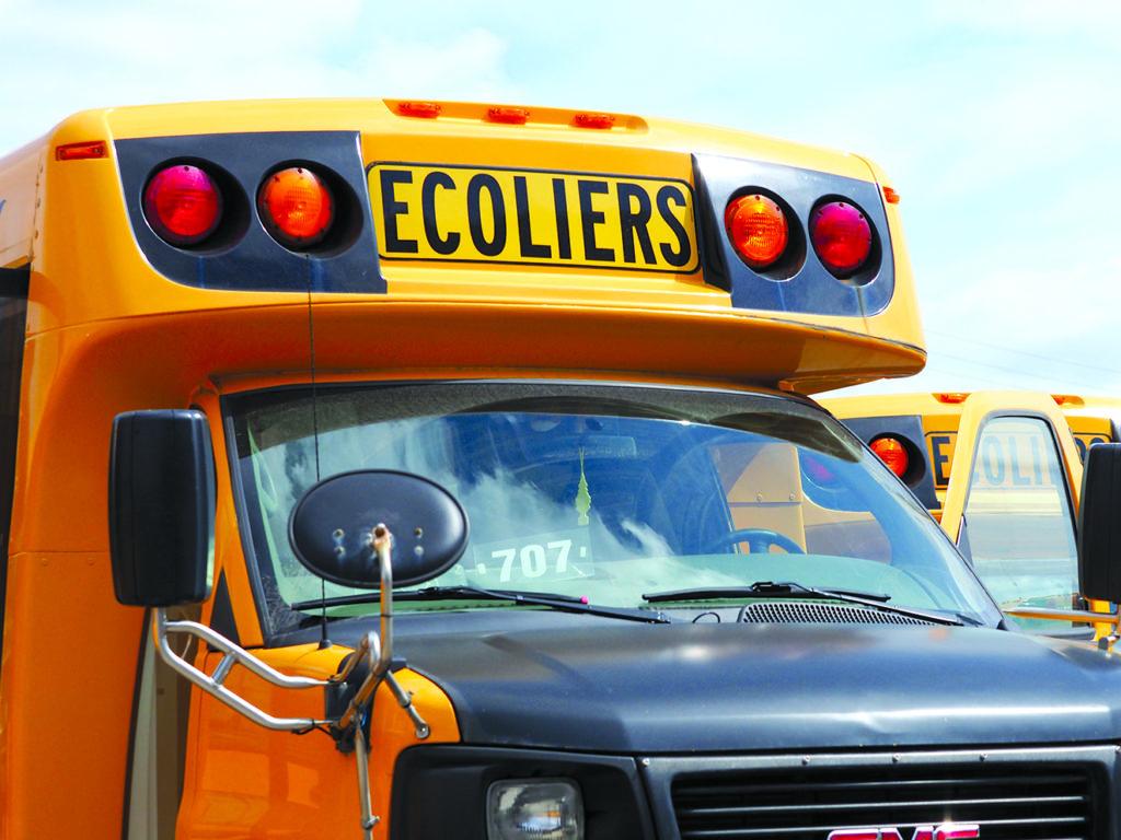 Le transport scolaire donne des maux de tête aux parents
