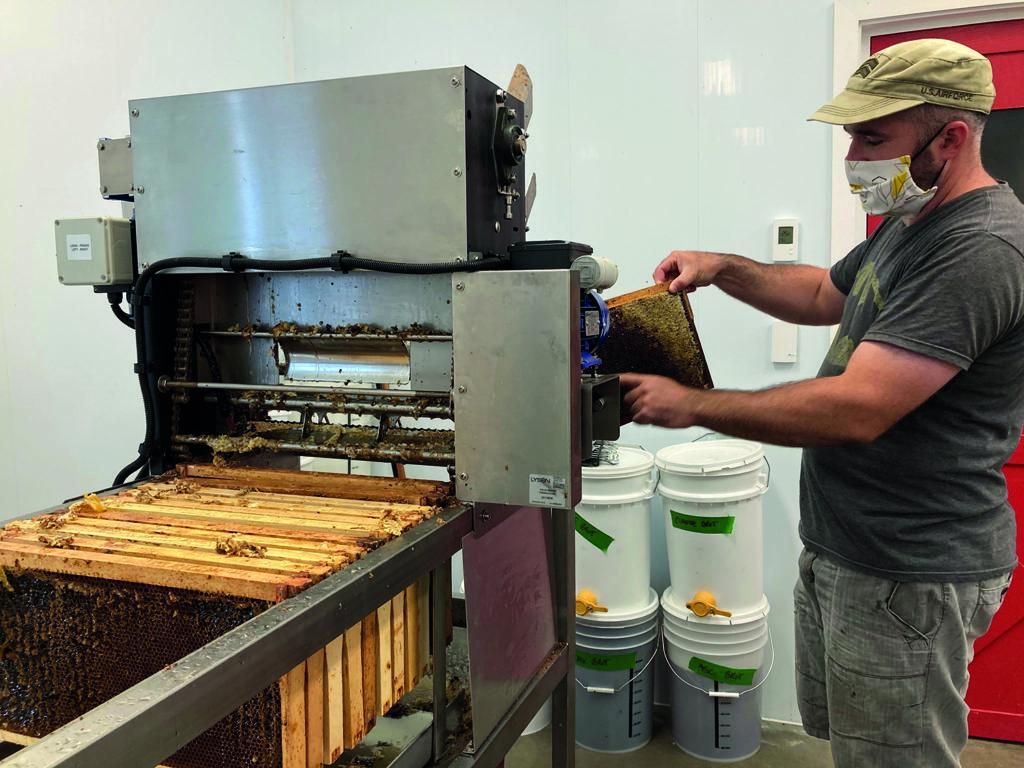 La miellerie artisanale Le petit rucher du Nord