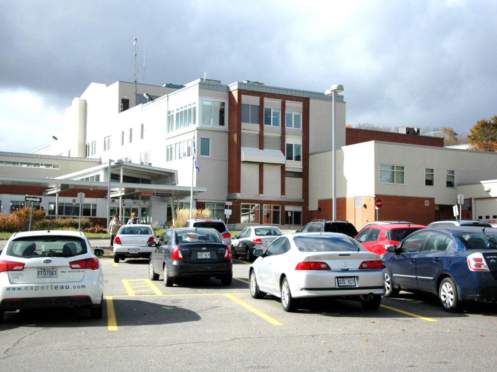 L'éclosion à l'hôpital de Ste-Agathe « sous contrôle », selon le CISSS