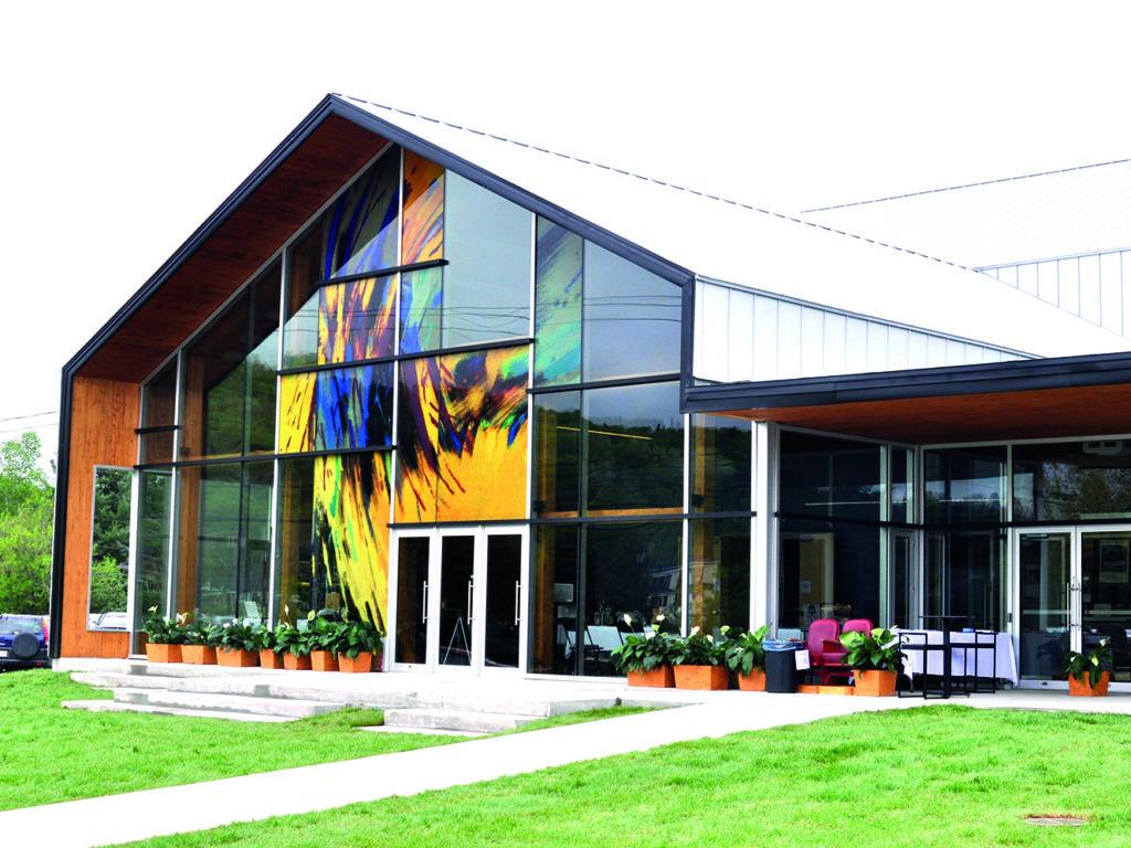 Le Théâtre du Marais s'inquiète des zones d'ombre qui demeurent autour de l'aide financière accordée par Québec aux lieux de diffusion culturelle. (Photo L'info du Nord – Archives)