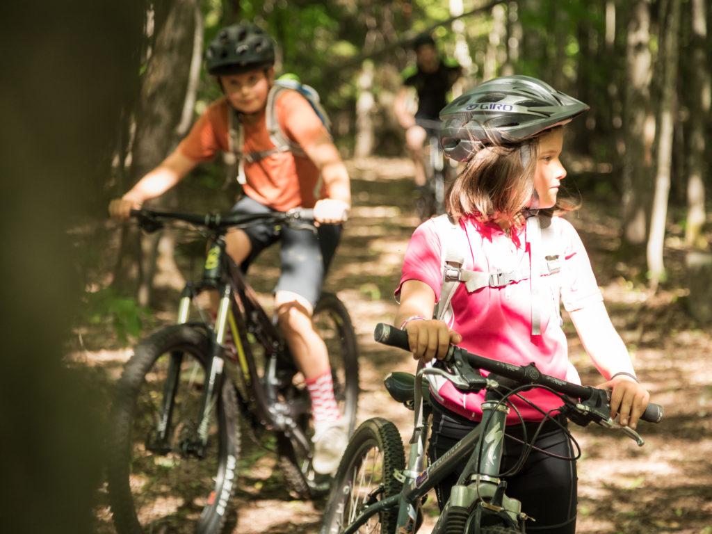 Du vélo de montagne encore plus accessible au parc régional