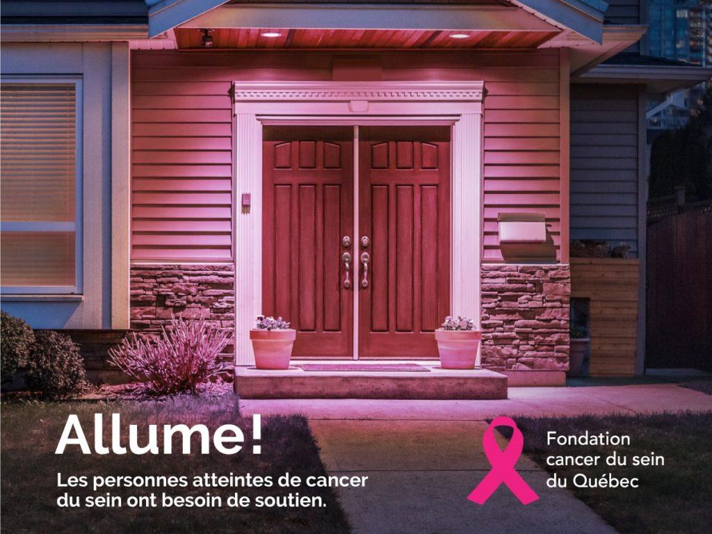 « Allume ! »: une nouvelle campagne de sensibilisation sur le cancer du sein