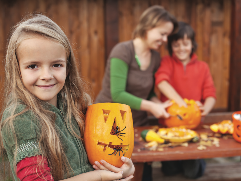 5 activités d'Halloween à faire à la maison avec les enfants