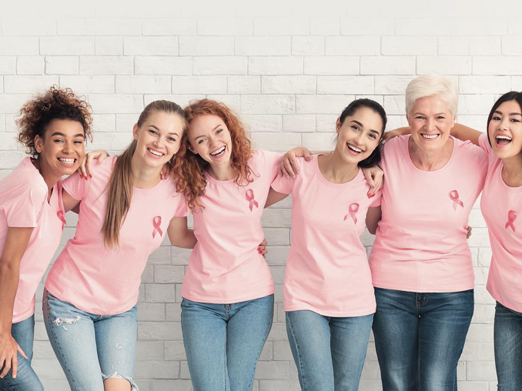 4 façons de s'impliquer dans la lutte contre le cancer du sein