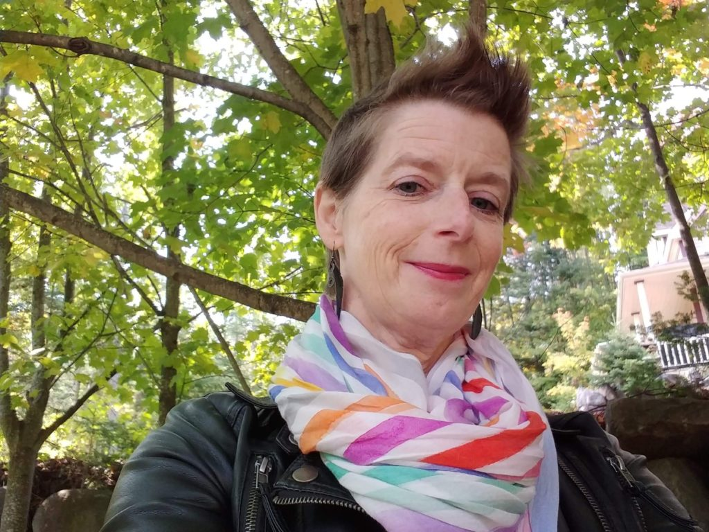 L'aventure de la survivante du cancer du sein Marilyn Rehel