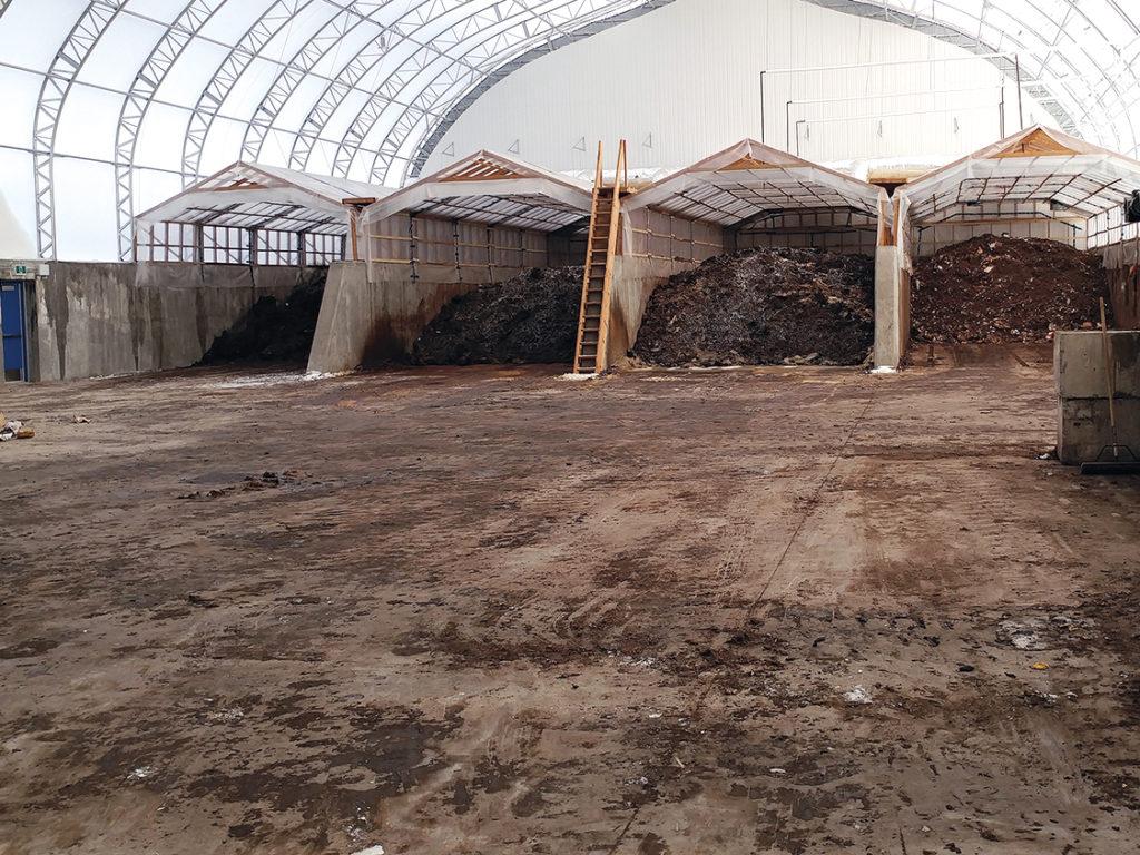 Le site de compostage de la RIDR accueillera neuf nouvelles municipalités