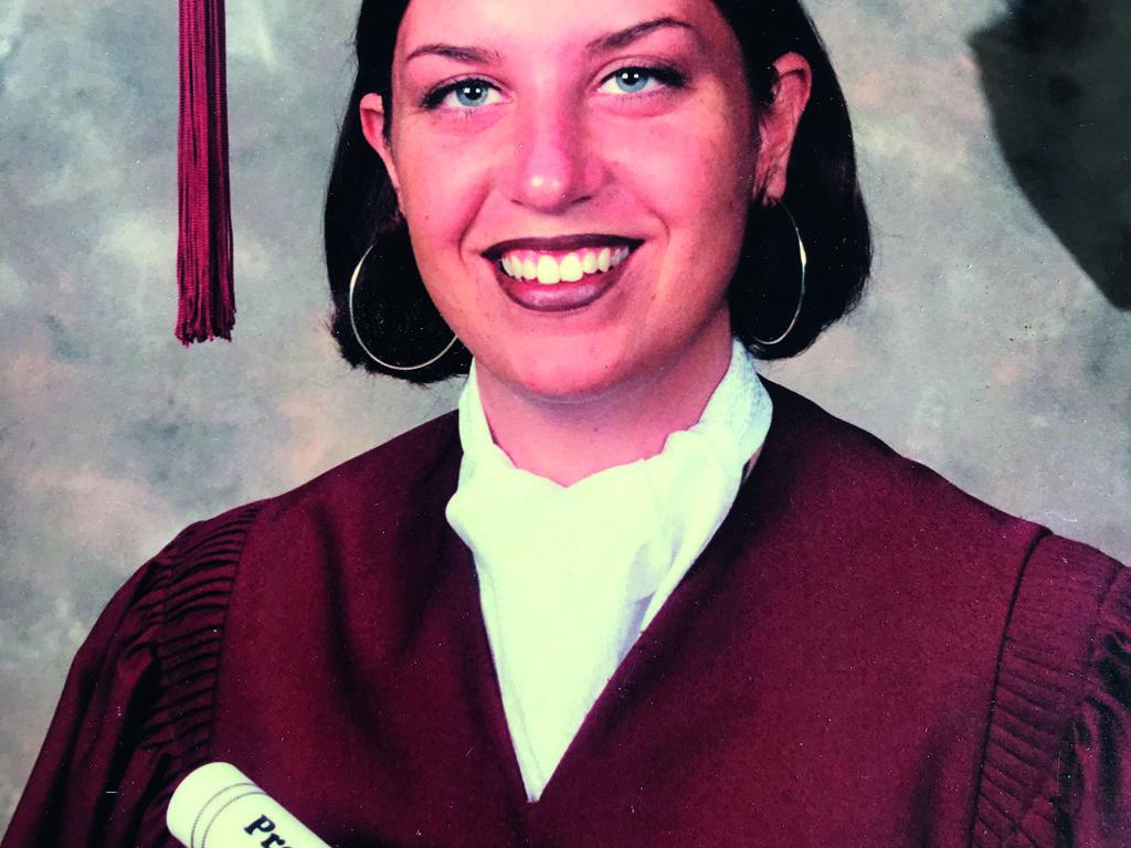 Valérie Mercier a perdu la vie dans un accident de voiture il y a 25 ans. (Photo gracieuseté)
