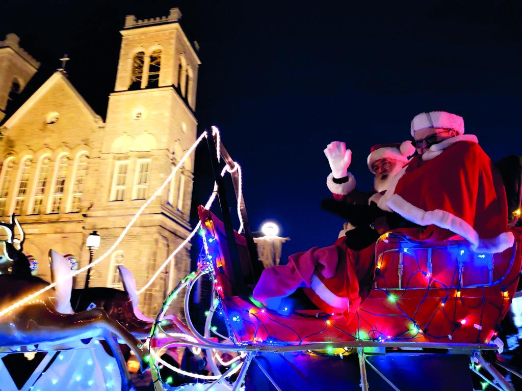 La magie de Noël au rendez-vous à Ste-Agathe malgré la COVID-19