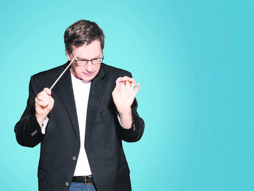 Louis Babin promet un répertoire choral varié et de haut niveau