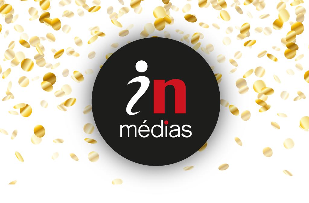 In Médias s'illustre aux Grands Prix des Hebdos 2020