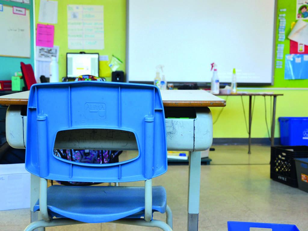 Prolongement du confinement: le CSSL satisfait du retour en classe