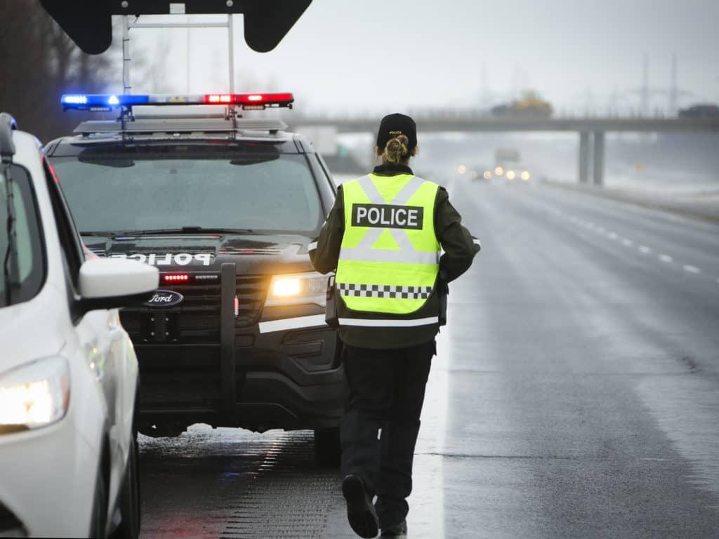 Les accidents mortels moins nombreux en Outaouais/Laurentides