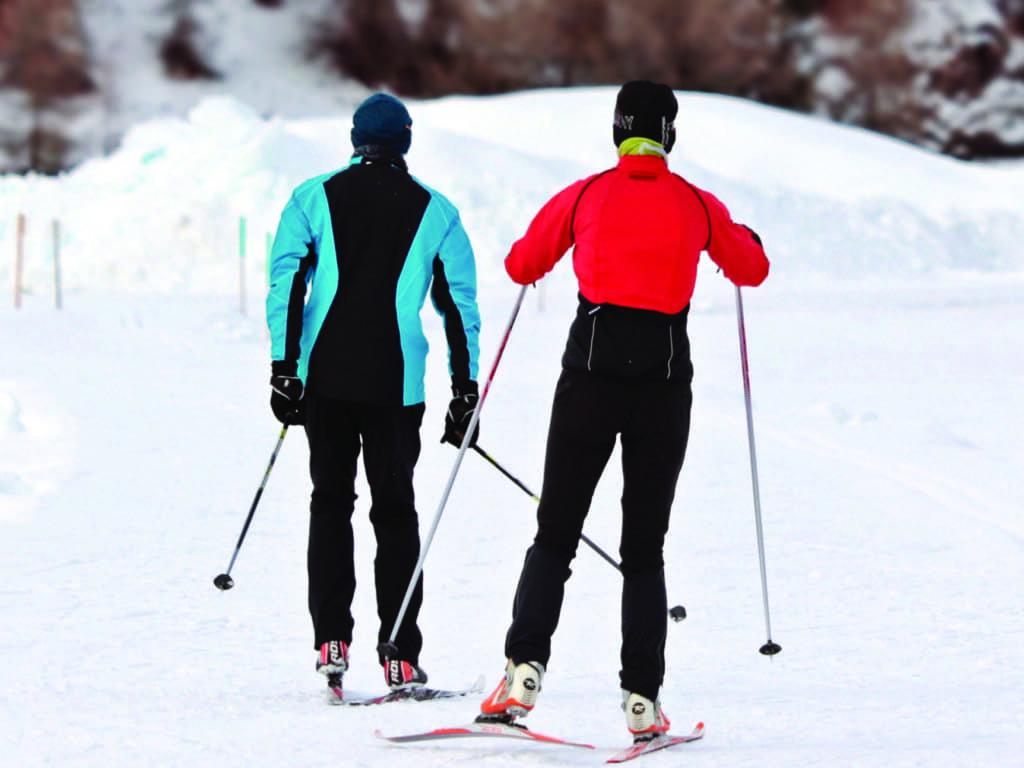 @BV:La Classique Jackrabbit est un bon entraînement pour les skieurs qui prévoient participer au Marathon de ski de fond Canadien ou tout autre événement de longue distance. (Photo Pixabay)