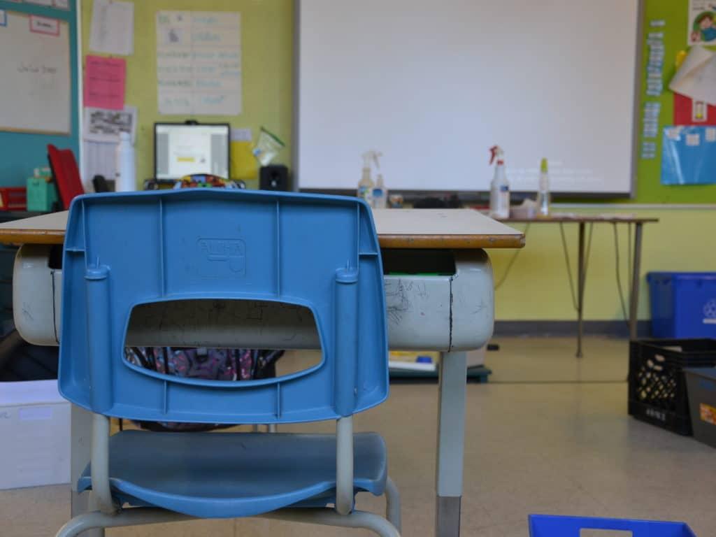 Les Centres de services scolaires  devront désormais effectuer des tests de qualité de l'air dans l'ensemble des établissements du réseau scolaire, dès maintenant et tous les ans, pour s'assurer de leur conformité indique Québec. (Photo L'info du Nord - Archives)