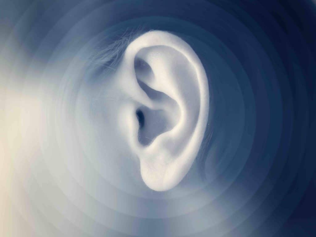 L'ouïe est un sens qui reste continuellement actif.