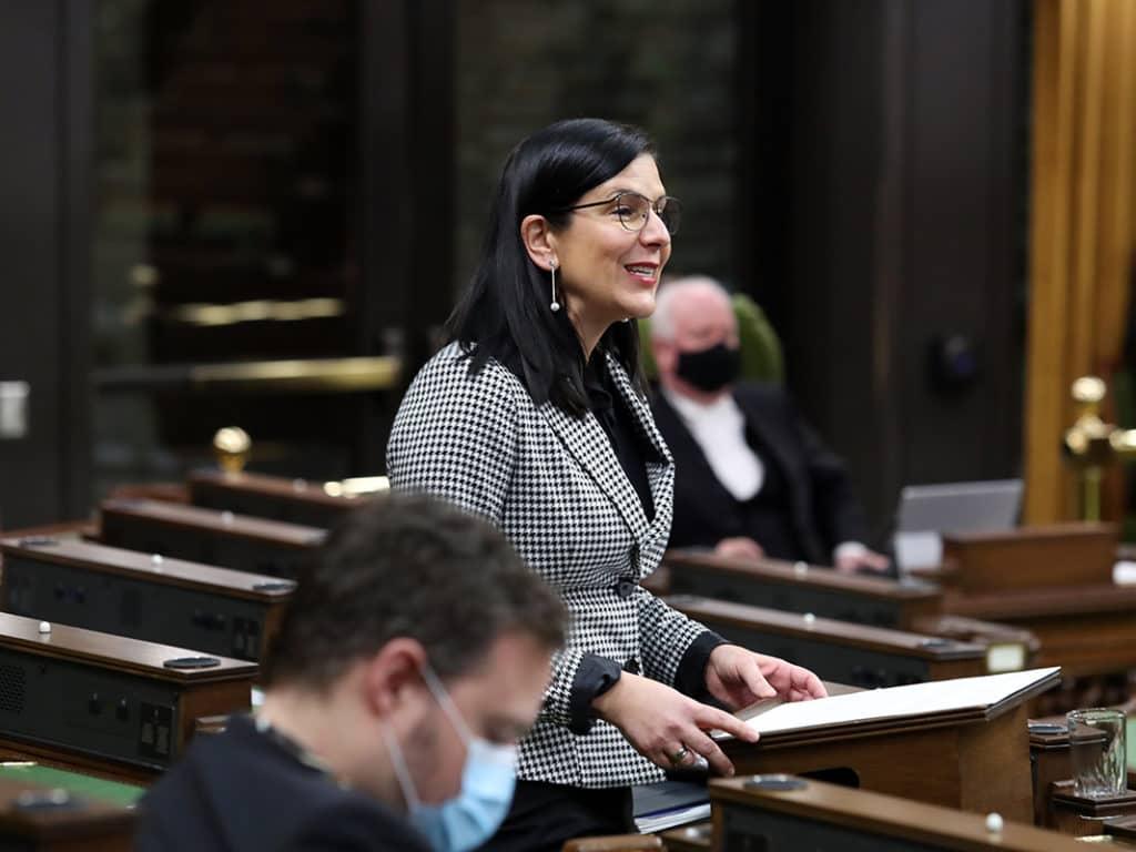 La députée Gaudreau en veut plus pour sa circonscription
