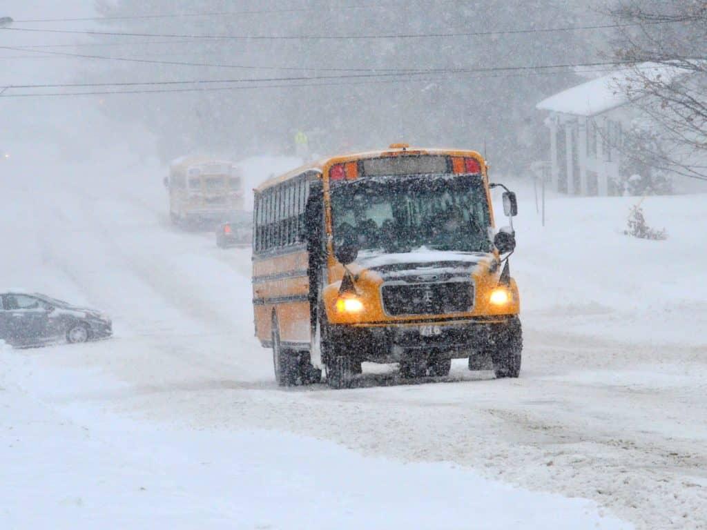 Les écoles sont ouvertes