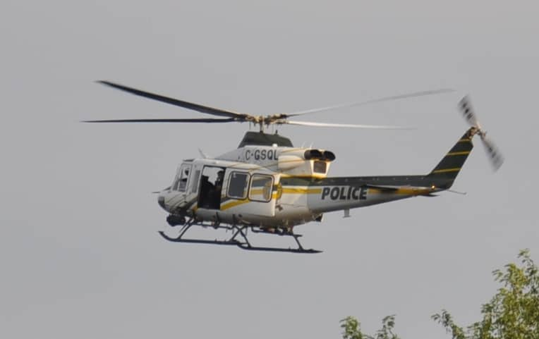 Un homme blessé à la Montagne Grise à Val-des-Lacs secouru par hélicoptère