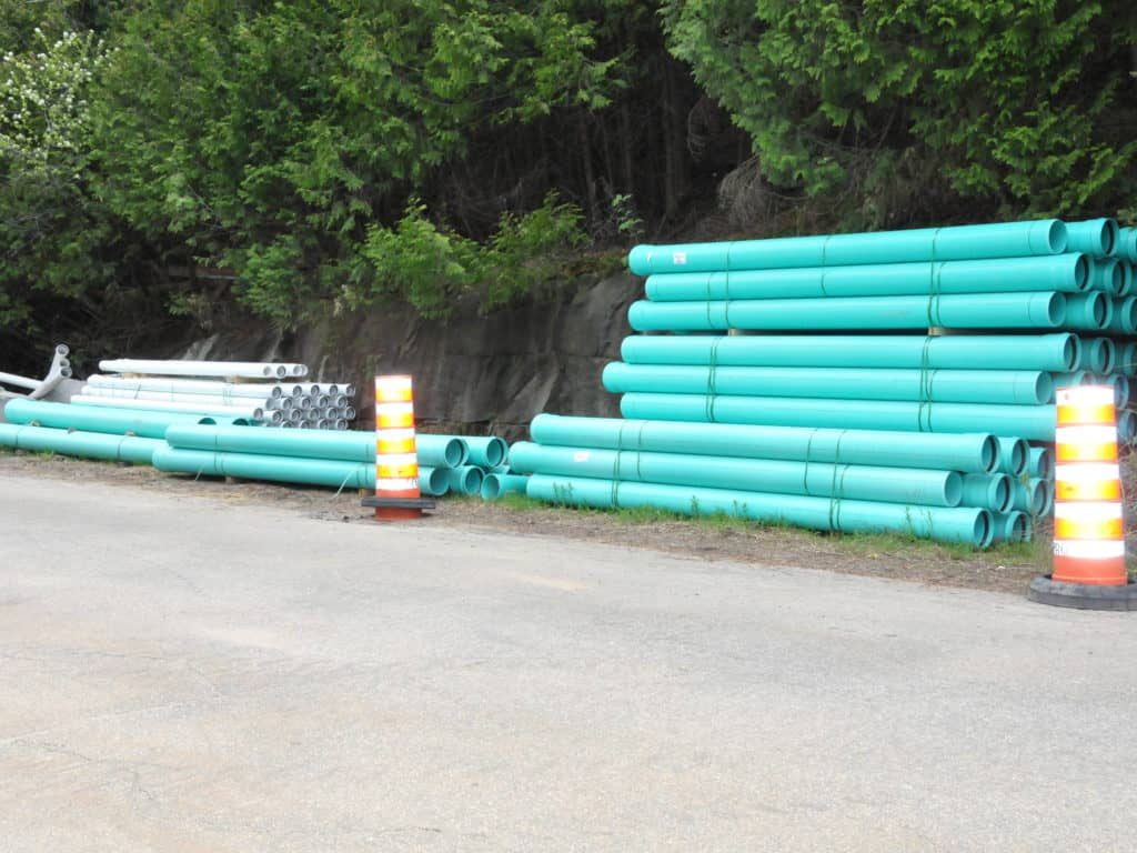Près de 4,4 M$ seront investis dans le réseau d'aqueduc à Val-Morin