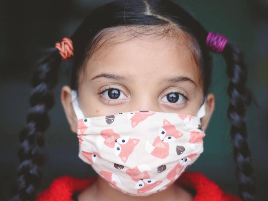 Masque obligatoire pour les élèves du primaire en zone rouge